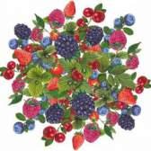 Дикорослі плоди та ягоди