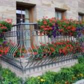 Озеленення балкона, лоджії, тераси
