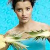 Користь ананаса для жінок