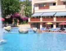 Бегонія готель туреччина 3