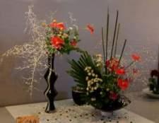 Ікебана - як складати композиції з квітів