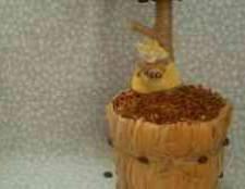 Як зробити кавове дерево щастя