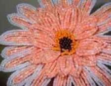 Як сплести квіти з бісеру для початківців