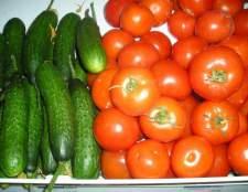 Лікування набряків овочами