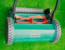 Механічні газонокосарки - незамінний інвентар дачника