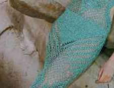 Сукня з візерунком ананас схема